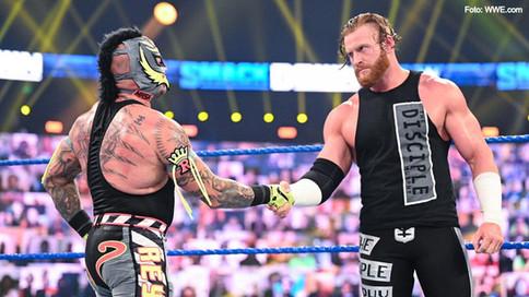 SmackDown: Murphy se gana el amor y aceptación de la familia Mysterio
