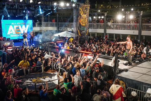 AEW Dynamite: Moxley gana el puesto de primer retador al Campeonato Mundial (VIDEO)