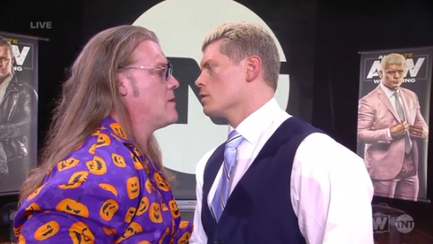 AEW Dynamite: Jericho y Cody firman contrato; NUEVOS Campeones en Pareja; No sancionado Omega vs. Mo