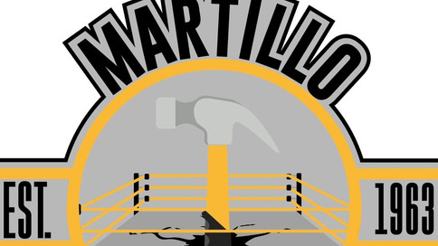 Seminario de lucha libre aérea en el gimnasio El Martillo en San Juan