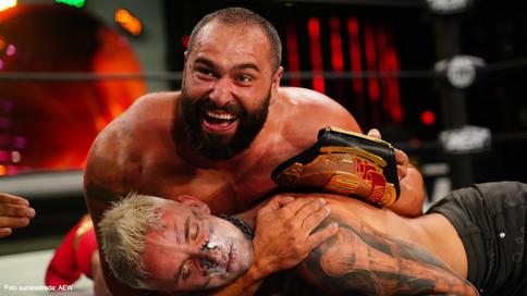 AEW Dynamite: 'The Best Man' Miro es el NUEVO Campeón de TNT