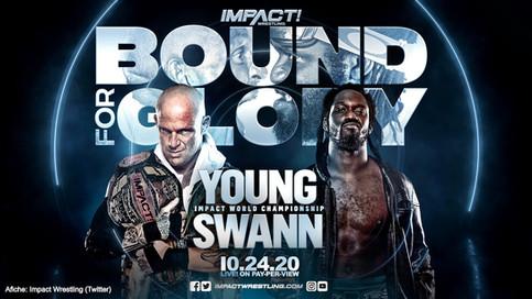 IMPACT Wrestling: Rich Swann a retar a Eric Young por el título mundial en Bound For Glory