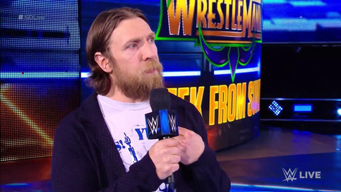 SmackDown LIVE: Bryan reta a Owens y Zayn para WrestleMania; Rusev añadido a lucha titular; Nakamura