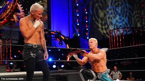 AEW Full Gear: Allin NUEVO Campeón de TNT; Moxley retiene; Omega primer retador al título mundial