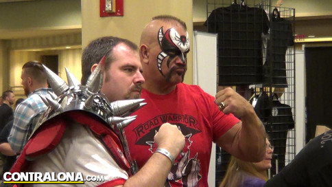 ÚLTIMA HORA: Fallece Road Warrior Animal