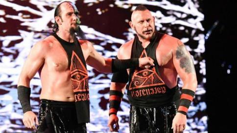 Ronda navideña de 'releases' en WWE: Luke Harper y The Ascension se unen a Sin Cara