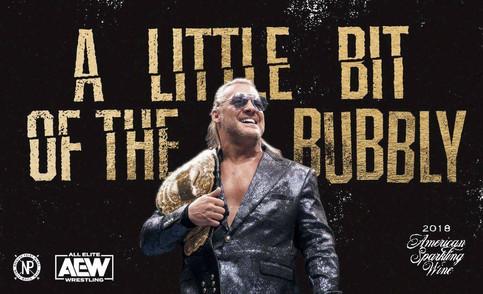 AEW: Chris Jericho y Stephen Amell (Arrow) te traen 'A Little Bit of the Bubbly'