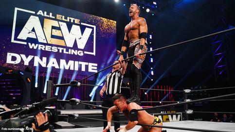 AEW Dynamite: Christian Cage debuta; ¿Moxley con los Bucks? Trifulca entre Inner Circle y Pinnacle