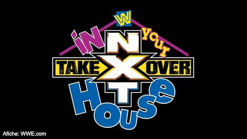 WWE: Regresa el evento IN YOUR HOUSE bajo la marca NXT (VIDEO)