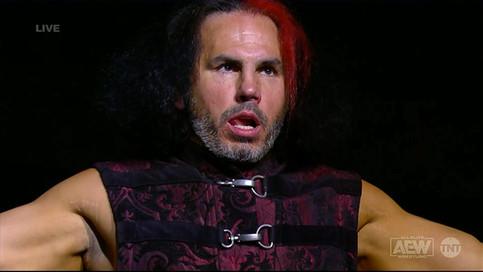 ÚLTIMA HORA: Matt Hardy llega a AEW