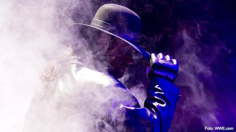¿Es oficial el retiro de The Undertaker? ¿Le quedará una lucha más?