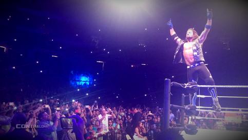 WWE complace a la fanaticada puertorriqueña con otro espectáculo de calidad