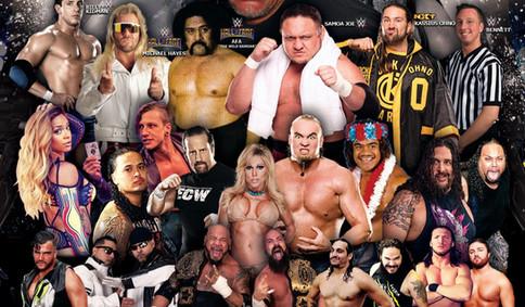 WWE y WXW a presentar cartelera benéfica por Samu Anoa'i; Talento boricua a estar presente (VIDE