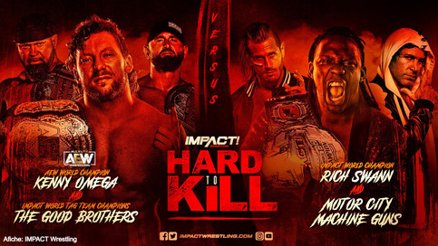 IMPACT: 'Hard to Kill' main event captures the imagination of wrestling world