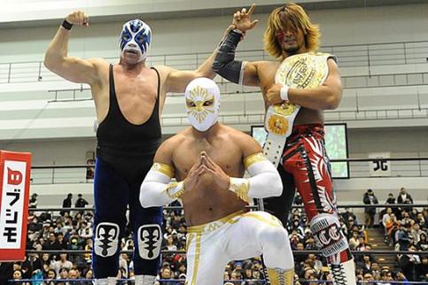 NJPW / CMLL: Cinco grandes combates que veremos en Fantasticamanía 2018