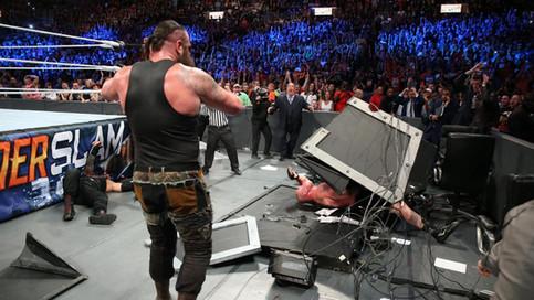 SummerSlam: Lesnar retiene; Mahal retiene; Nuevas Campeonas Femeninas