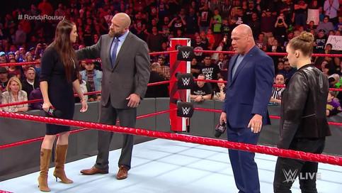 RAW: ¿Manipulación hacia Rousey? ¿Dónde está Brock Lesnar? ¿Cena reta a Undertaker? (VIDEOS)