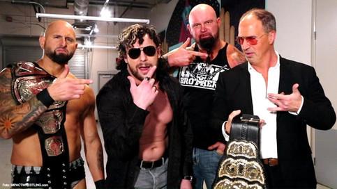 Don Callis asegura su presencia junto a Kenny Omega en IMPACT Wrestling es un regalo para la empresa