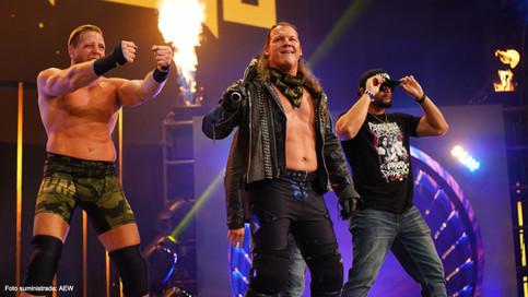AEW Dynamite: Hay NUEVO Campeón de TNT; Jericho celebra sus 30 años en la lucha libre y más