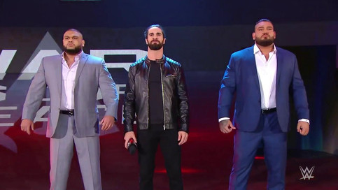 RAW: Seth Rollins revela estar junto a Authors of Pain; Atacan a Owens