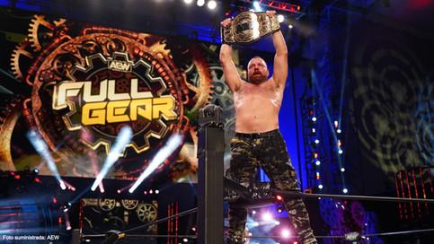RESEÑA: Full Gear nos presentó un adelanto del futuro de All Elite Wrestling