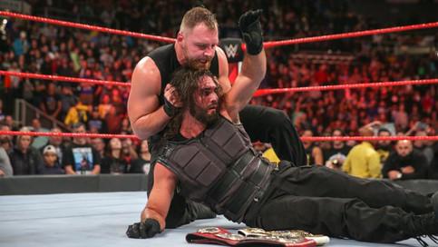 RAW: Ambrose TRAICIONA a Rollins; Reigns renuncia a título; Listas las mujeres para Evolution y más