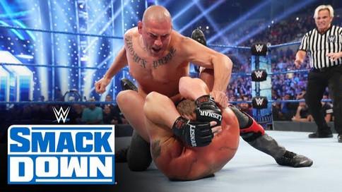 UNA NUEVA ERA: WWE presenta un SmackDown más combativo en su llegada a FOX (VIDEOS)