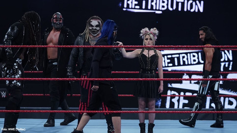 The Fiend y Alexa Bliss se establecen como la gran amenaza de WWE RAW