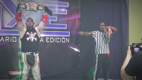 CWA AXE: Star Roger vence a Carístico; Reaparece Justin Dynamite; NUEVO Campeón de Puerto Rico; Regr