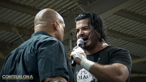 OFICIAL: Manny Ferno acepta el reto de Savio Vega para IWA Golpe de Estado (VIDEO)