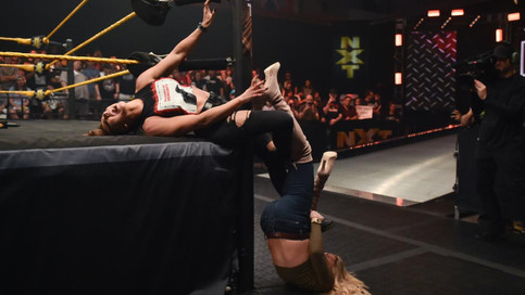 Notas de WWE: Gargano y Ciampa destrozan el Performance Center; Flair confronta a Ripley; Tres regre