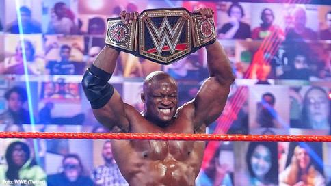 ÚLTIMA HORA: Bobby Lashley es el NUEVO Campeón de WWE tras derrotar a The Miz en RAW