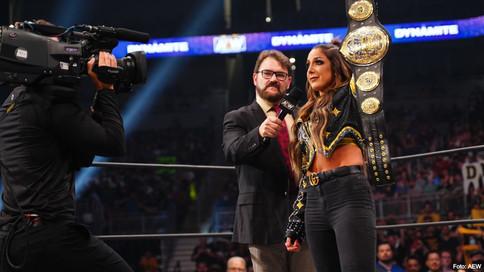AEW lleva sus feudos a los viernes en la noche con el debut de RAMPAGE