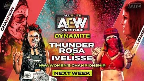 AEW Dynamite: Chocan México y Puerto Rico la próxima semana; Debuta Miro; Hardy a tomarse un break