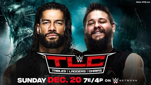 SmackDown: Dos encuentros titulares confirmados para WWE TLC (VIDEO)