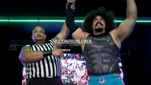 WWC Cuentas Pendientes: Carlito vence a su hermano Eddie; Zcion RT1 NUEVO Campeón de la TV (VIDEOS)
