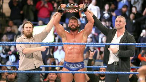 WWE: Bobby Roode NUEVO Campeón de los Estados Unidos; Bálor y Banks ganan la primera ronda del Mixed