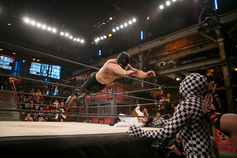 Lucha por Campeonato GIFT OF THE GODS este miércoles en Lucha Underground