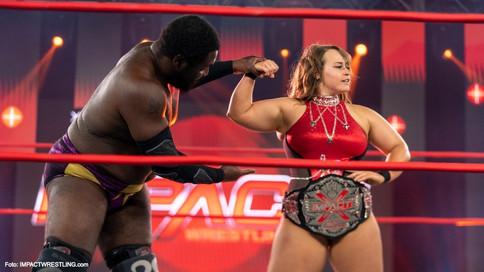 IMPACT Wrestling: El momento en el que una Knockout por poco gana el título de la División X