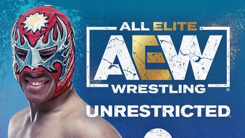 Fuego Del Sol en el podcast AEW Unrestricted