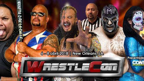 Update sobre los invitados de Contralona y The Wrestling Experience Store en WrestleCon