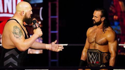 RAW: Drew McIntyre realiza su primera defensa titular al culminar WrestleMania