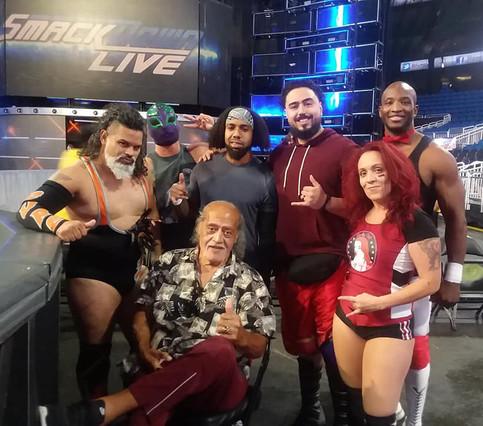 SmackDown LIVE: Luchador boricua participa en la transmisión; Encuentros confirmados para SummerSlam