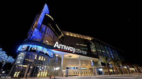 OFICIAL: WWE a presentar experiencia virtual desde el Amway Center en Orlando