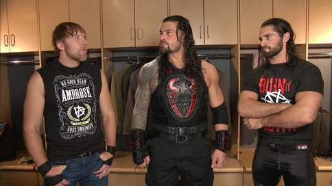 RAW: Reigns, Ambrose y Rollins se ven las caras; Nuevo integrante para la división crucero; James en