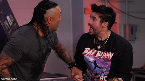 ÚLTIMA HORA: Bad Bunny se corona NUEVO Campeón 24/7 en RAW (VIDEO)