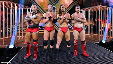 NXT TakeOver: WarGames cumple su prometido con una noche de guerra indiscutible