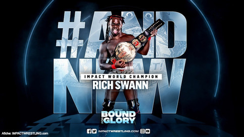 Bound For Glory: Swann obtiene Campeonato Mundial; Yung gana Campeonato de las Knockouts (VIDEOS)