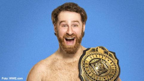 WWE declara vacante el Campeonato Intercontinental