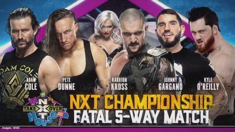 ¿Podrá Karrion Kross SOBREVIVIR el reto de su vida este domingo en NXT TakeOver: In Your House?